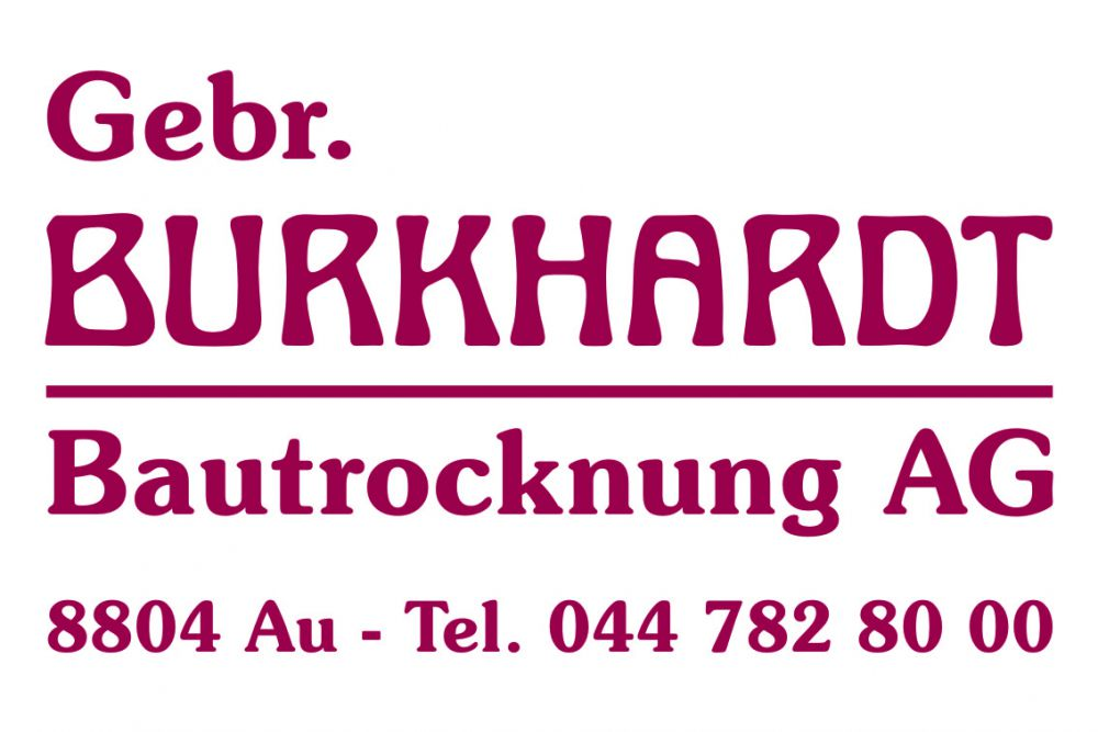 Burkhardt Bautrocknung