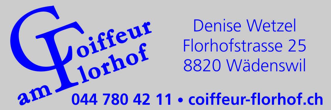 Coiffeur am Florhof