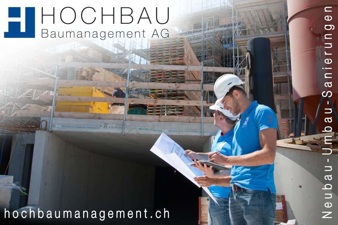 Hochbau Management AG